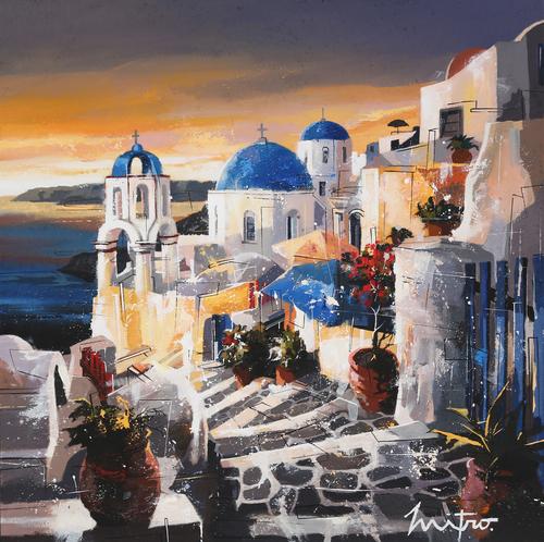 Quelque part dans les Cyclades