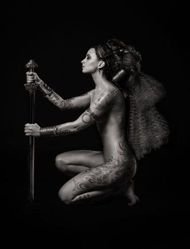 "VALKYRIE INK - ""My Blade, My Beloved"""