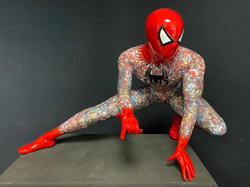 Spiderman - Le Tatoué Colors