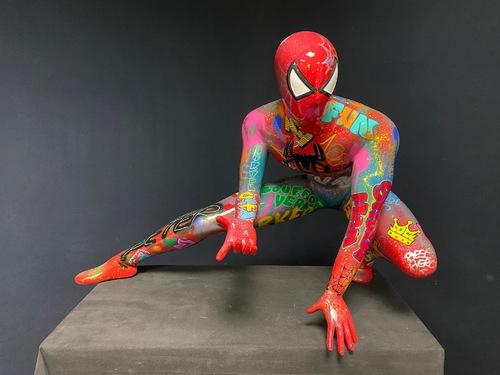 SPIDERMAN - Street Art
