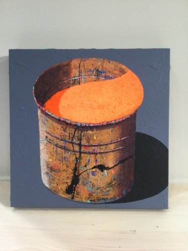 Pot Orange
