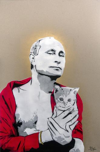 Think different Vladimir, 2021