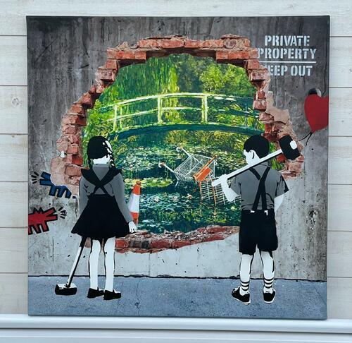 """SWEET ESCAPE - """"Show Monet"""", 2021"""