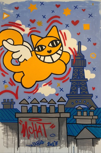 M. Chat de Paris
