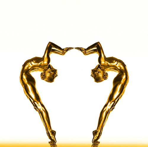 Vesta - gold, 2020