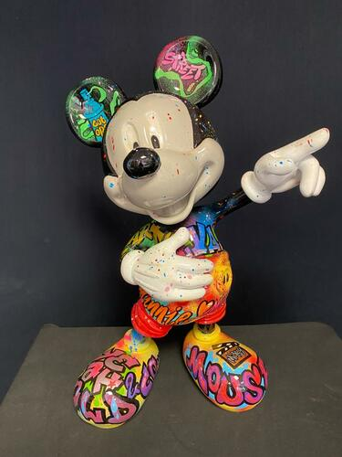 "Mickey - ""Street art- serie 2"""