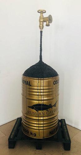 Baril de caviar Gold 200kg