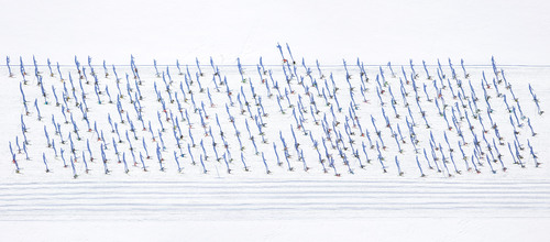Swarmanoïd II - Saint-Moritz