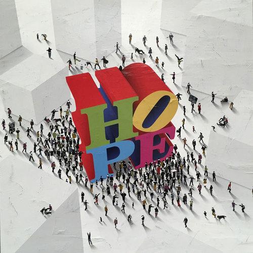 Hope Around the Corner, 2020