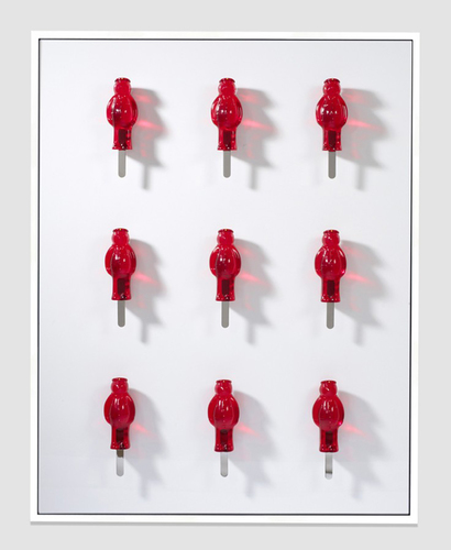 The little red Lollipop (3x3)