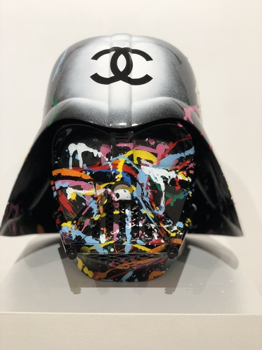 Vader Addict Chanel White - Edition Miami, 2018
