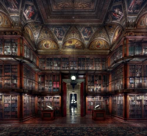 Morgan Library III - Museum Edition