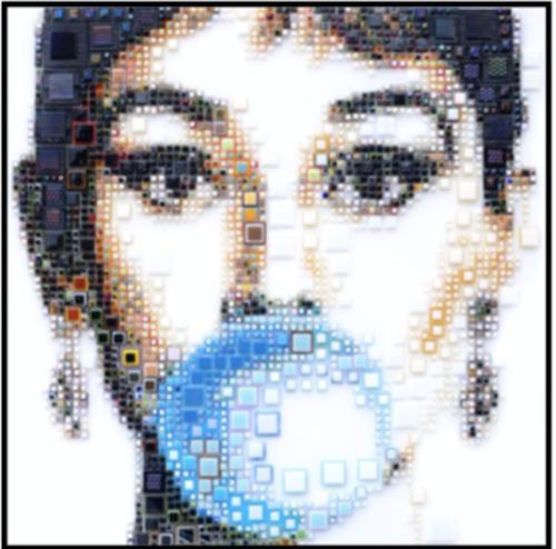 Audrey Glamour, 2020