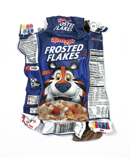 Frosted Flakes Fun Size #4