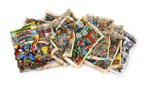 Captain America #193