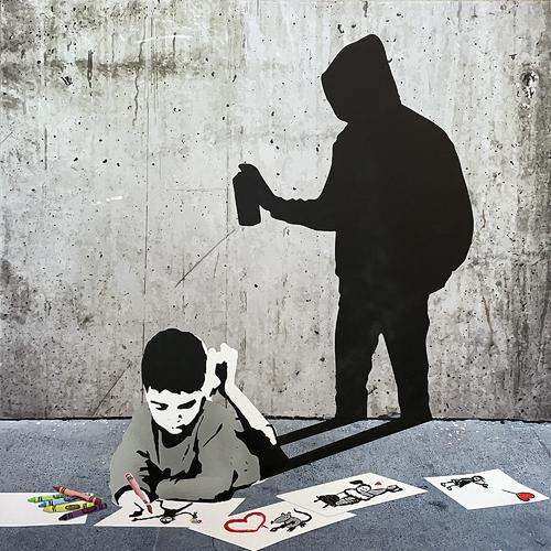 When I Grow Up...(Street Artist) - Série 1