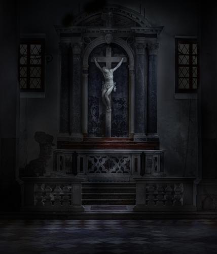 Chiesa di San Clemente - Cristo