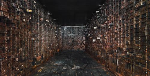 Vault Interior I