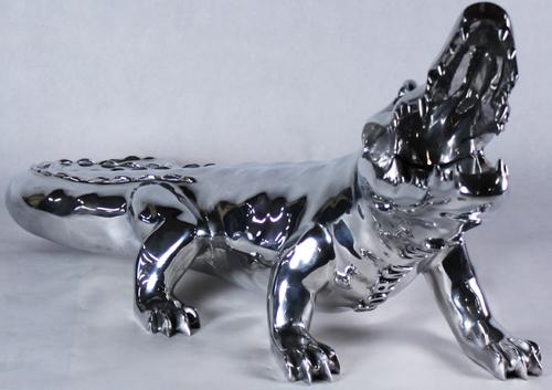 Born wild - Aluminium polymiroir